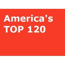 Americas   Top 120   -  $64.99