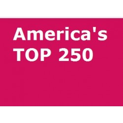 Americas   Top 250  -  $89.99