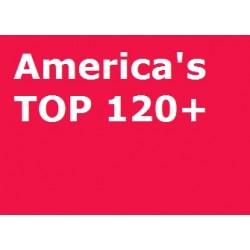 Americas   Top 120 Plus  -  $69.99
