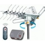 Outdoor TV Antenna Installation