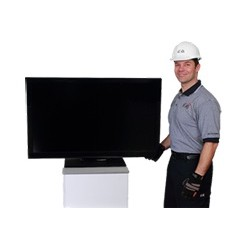 Install TV on  Stand  -  $99.99