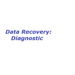 Data Recovery: Diagnostic  -   $49.99