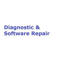 Diagnostic and Software Repair  -  $99.99